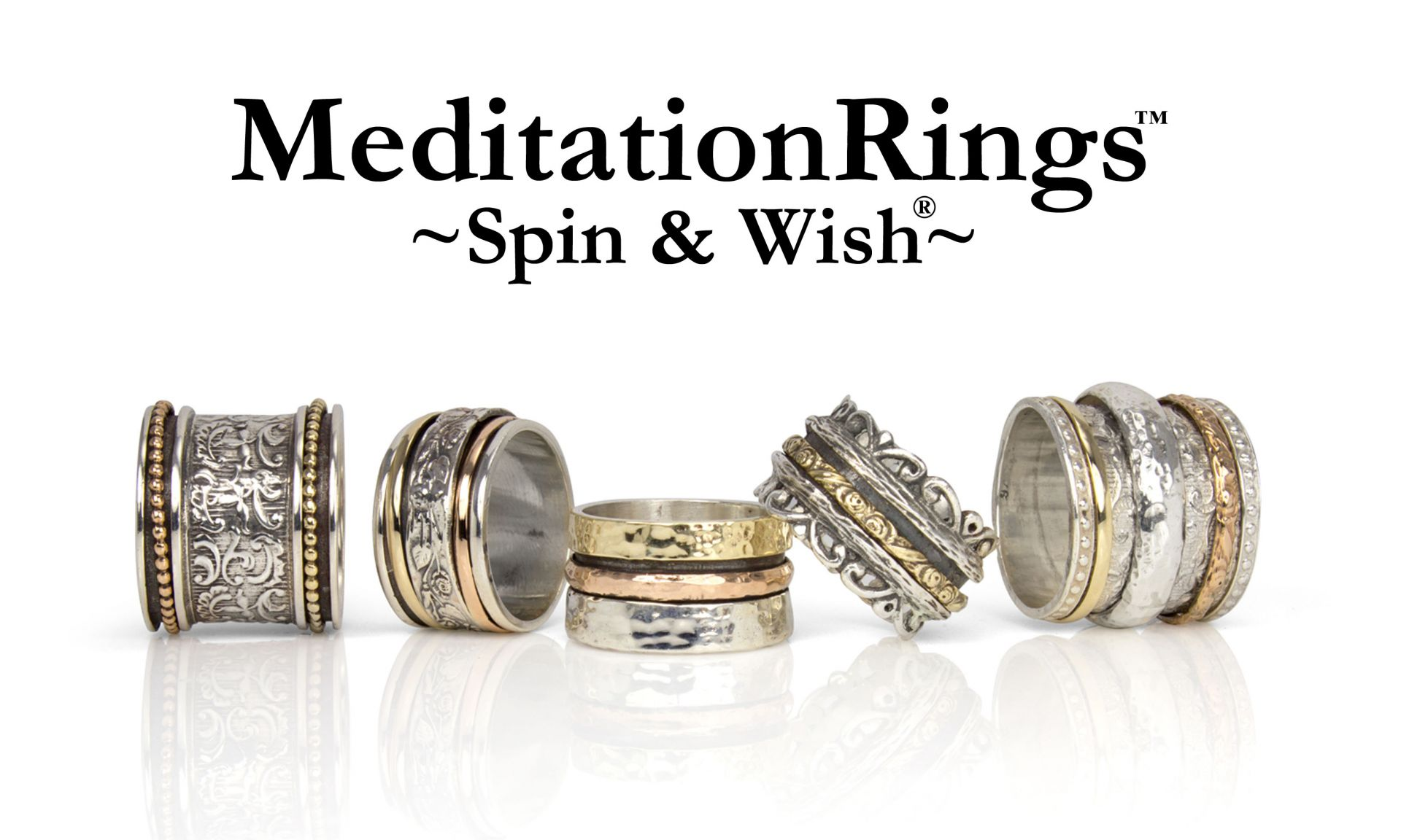 Meditation Rings Young Co Fine Jewellery